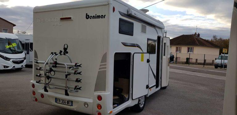 Achat Vente Camping Car tessoro440UP - CampingCars71 - Saône-et-Loire Bourgogne Franche Comté Voyage Route de France (3)