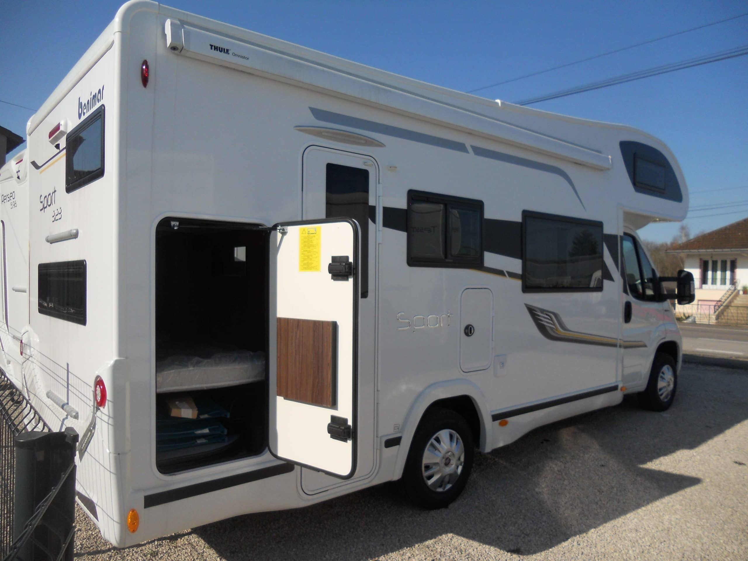 Read more about the article BENIMAR Capucine Sport 323 – 7 places